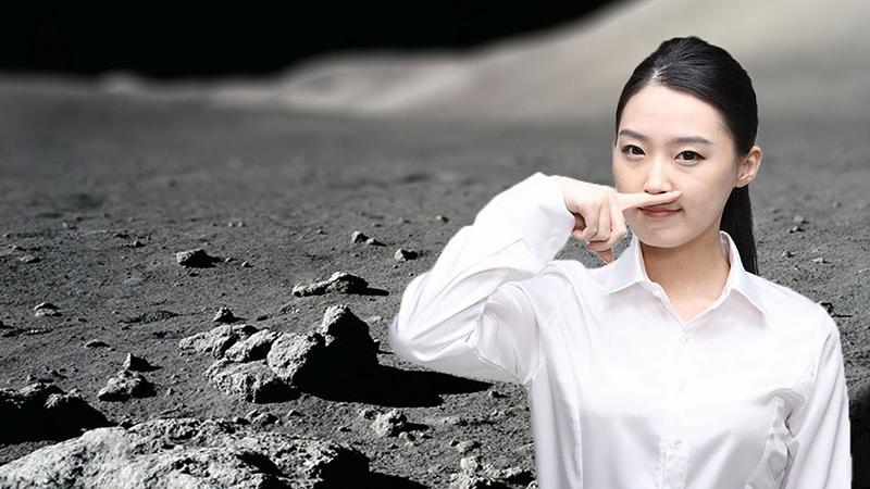 月球闻起来什么味道?宇航员:一股火药味