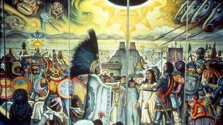 """西班牙人征服美洲最惨失败!被屠杀的""""悲痛之夜"""""""
