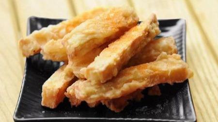 为什么炸薯条用的是土豆条而不是红薯条?