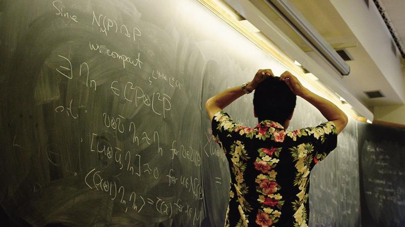 让物理学家头疼的五件事?的头图