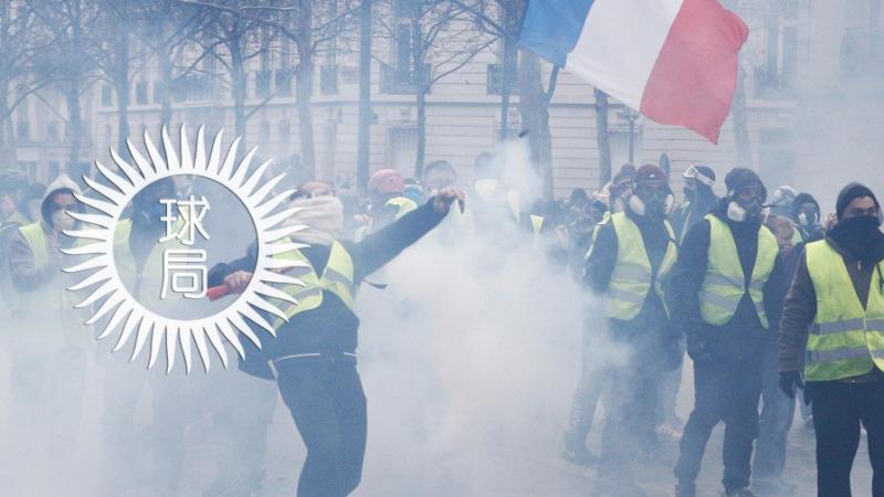 法國出事了,馬克龍把法國怎么了?