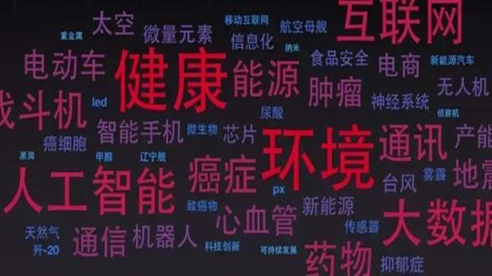 中国网民都在看些啥?权威发声,一次给你说清楚