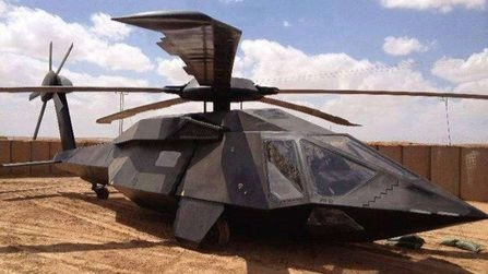 美军的隐身黑鹰直升机是否是未来军用直升机的一种发展方向?