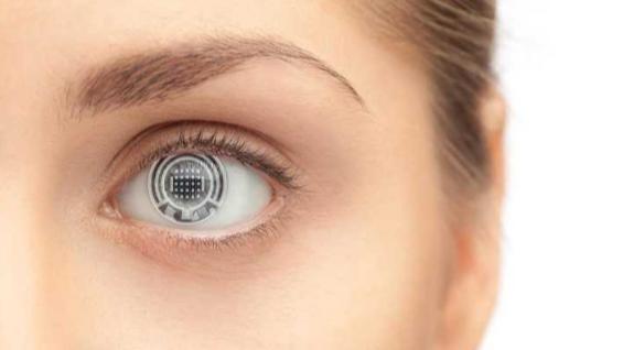 还去什么医院?未来隐形眼镜就可以检测人体各项指标!的头图