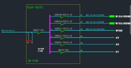 一级配电箱电路�_怎么系统学习看配电箱电路图