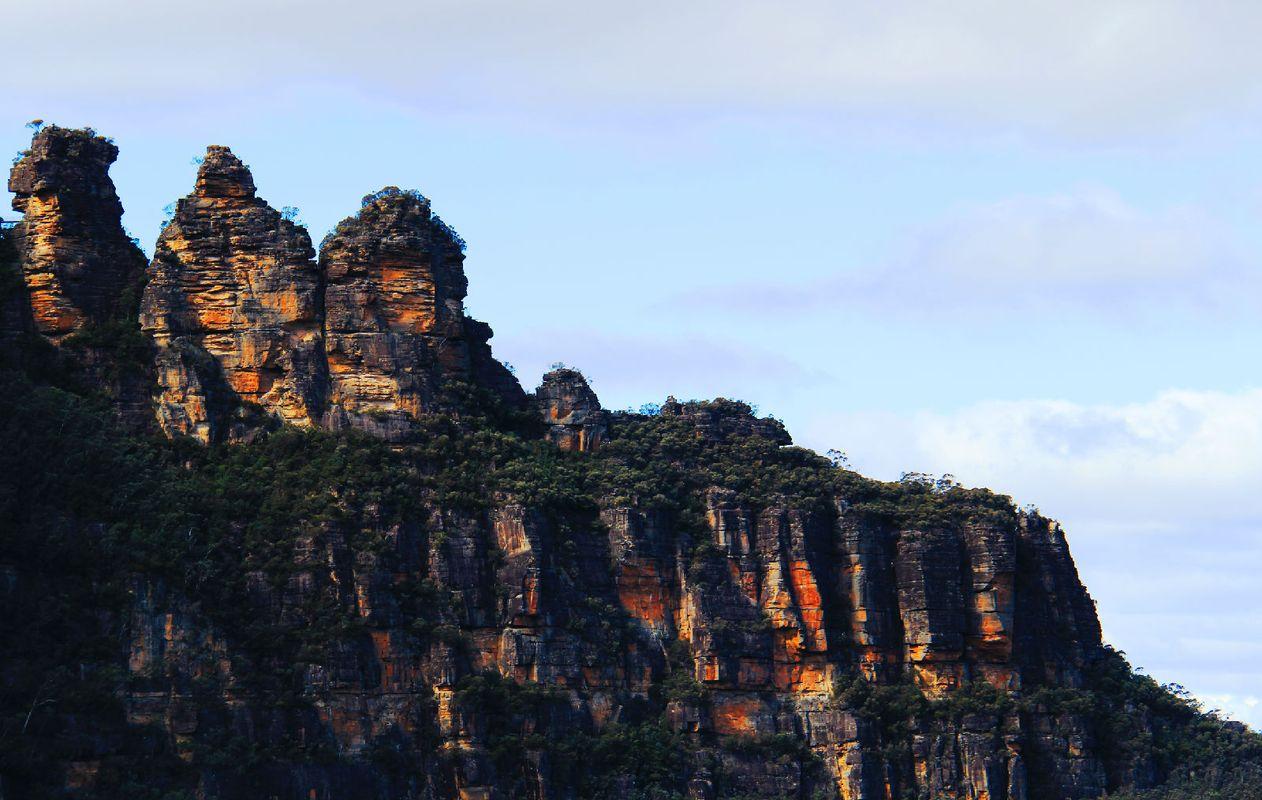 澳洲藍山,南半球的大美奇觀