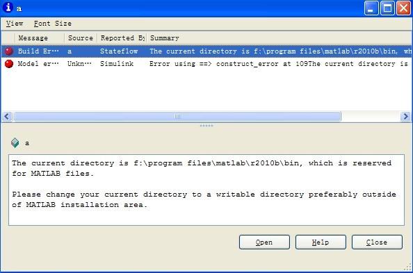 在Simulink中的User-Defined Functions中的Fcn模块使用中出现的