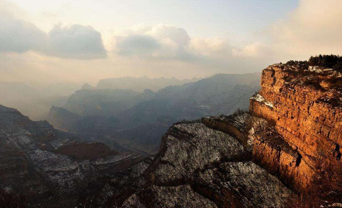 山东主要山脉及分布
