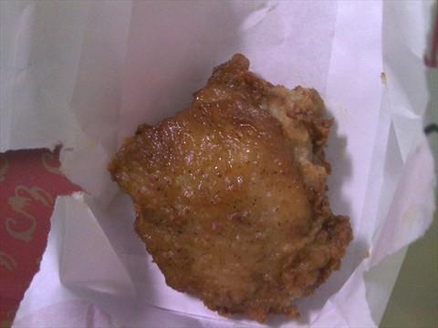 肯德基原味鸡块的做法图片