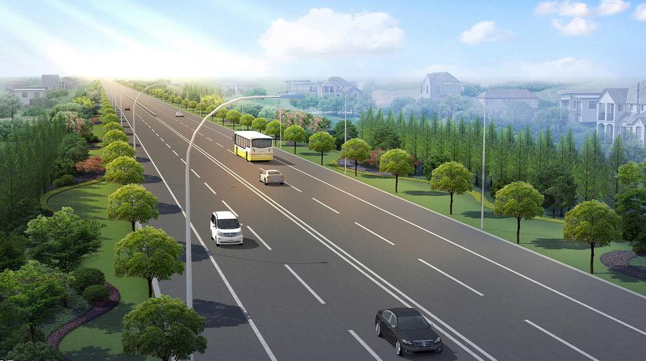 道路绿化工程的内容