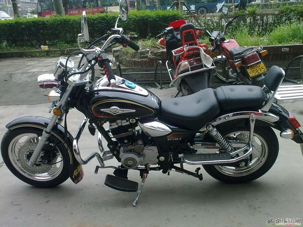 太子摩托车_大运太子摩托车150-4和钱江太子摩托车QJ150-3A那辆车动力/质量比较 ...