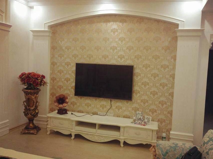 罗马柱式电视背景墙_徐州装修去哪做电视背景墙的罗马柱??不要石膏的_百度知道