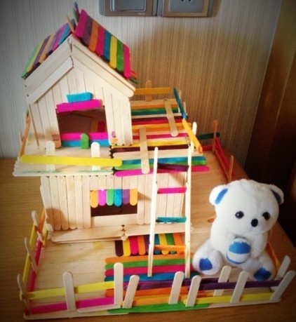 圖片上的小房子模型玩具在哪里能買到呢