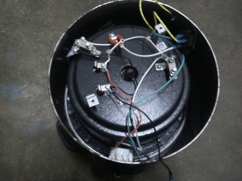 电热锅接线_CYYB50YA10-100电压力锅煲5L控制面板插线图_百度知道