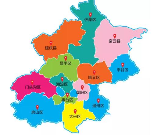 北京丰台区属于几环_北京海淀区在哪 属于几环呢? 有哪些著名的东西_百度知道