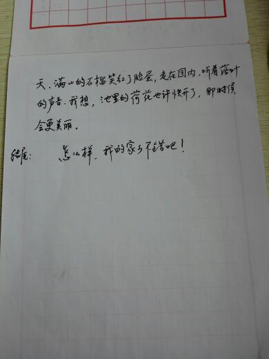 写家乡景物的作文一陕坝图片