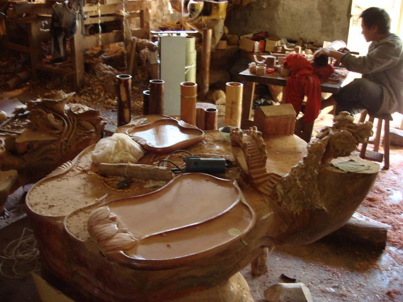 古代家庭作坊_我国古代手工业的三种主要经营形态和特点?_百度知道