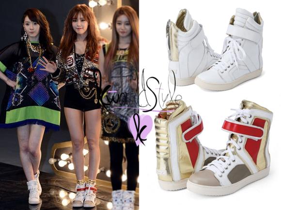 田园日记_朴智妍在《田园日记》记者发布会时穿的鞋是什么?