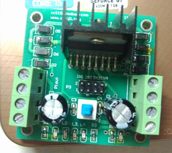 51单片机电机_要驱动步进电机,51单片机应该怎么连接L298N?_百度知道