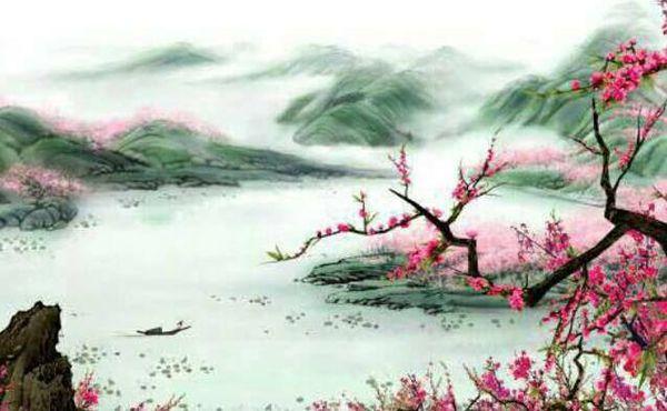 中国哪里有世外桃源_陶渊明的《桃花源记》中的世外桃源在哪里?_百度知道