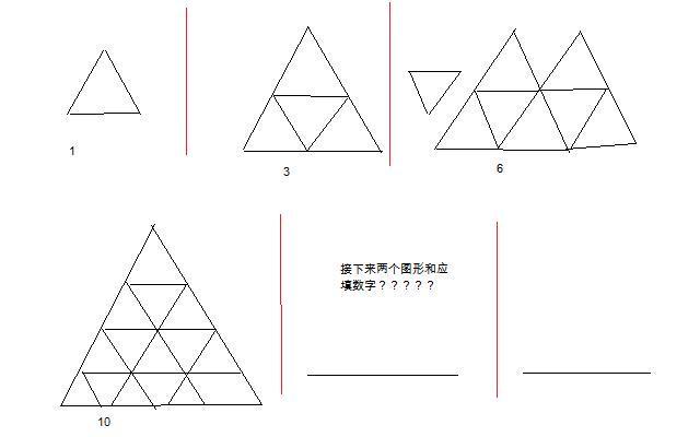 一道小学数学奥数题_一道小学一年级的数学题,看图形、数字找规律!!!快来帮帮 ...