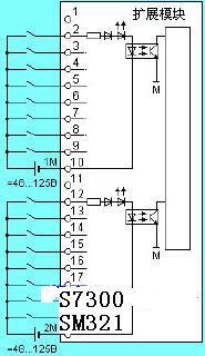 电磁炉加热线圈_PLC怎么控制电动阀?电动阀IO有已开、已关、电源故障。DO有开 ...