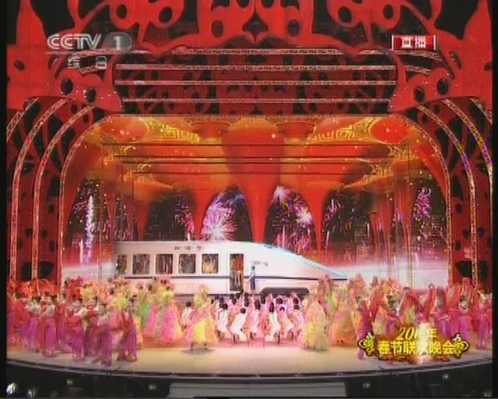2011年春节联欢晚会_2011年中央电视台春节联欢晚会的晚会形式