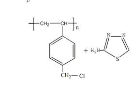 乙烯能发生取代反应_你好,2-氨基-1,3,4-噻唑和氯甲基化聚苯乙烯会发生迈克尔加成 ...