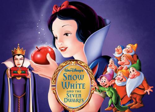 英文动画片白雪公主_迪士尼动画片<<白雪公主>>最后的插曲和片尾曲._百度知道