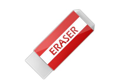 英语eraser么读