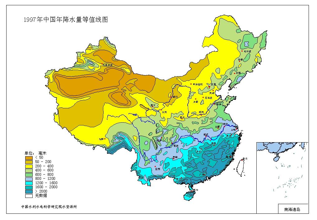 中国地图应该怎么看?