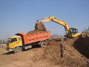 土方场地平整施工方案_土方工程与土石方工程有什么区别?_百度知道