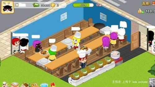 qq餐厅怎样挣钱最快_7级QQ餐厅怎么布置升级赚钱最快,附图_百度知道