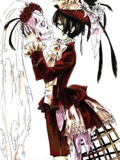 黑暗萝莉英文_求哥特式萝莉,和好看的日本动漫和图片_百度知道