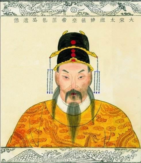 本朝太祖诗词 传统经典诗词 诗词歌曲 第2张