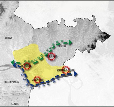 阳逻gdp_新政策对沿海中转和长江中转发挥出不同的作用