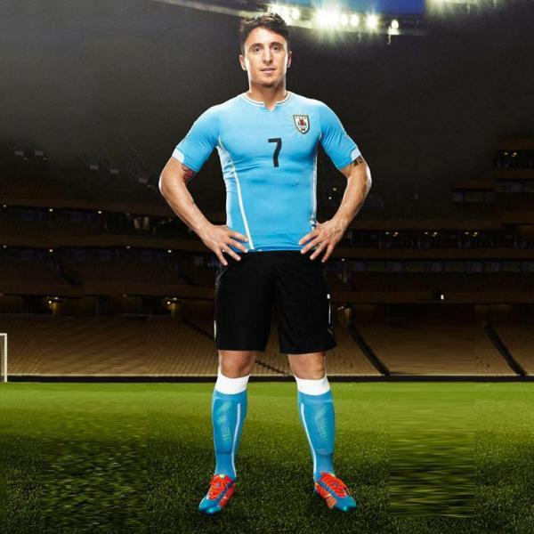 足球明星的号码_足球明星球衣号码的秘密