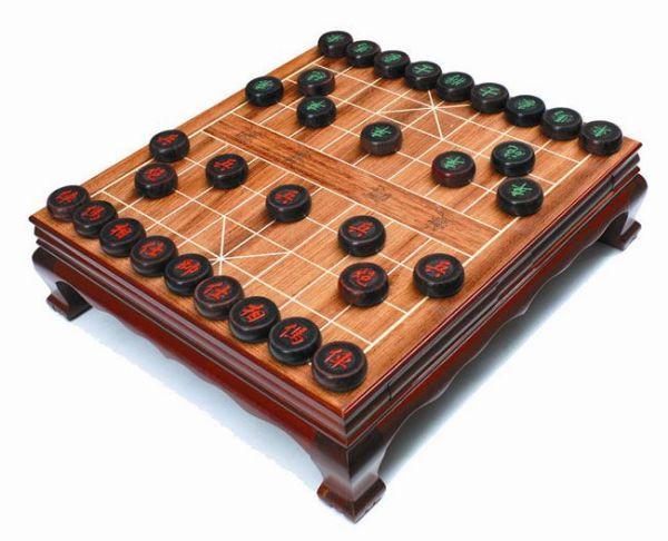 初学者迅速自学象棋的方法