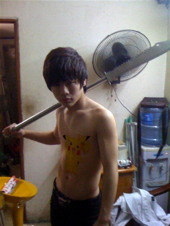 男生纹身,纹什么好看图片