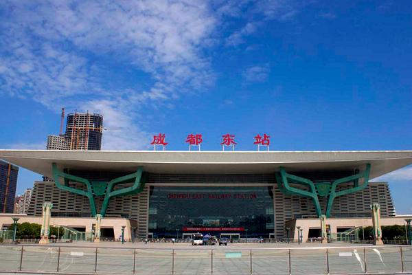 华成都市广场_成都火车站哪个站在市区_百度知道