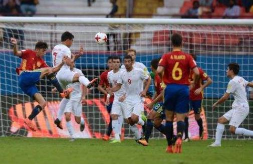 世界杯西班牙VS伊朗谁赢了?