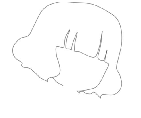 动漫女生怎么画 动漫女生简笔画画法