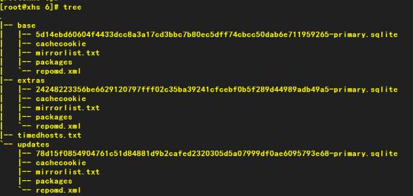 linux下默认安装的rpm包存放在哪个目录,卸载rpm