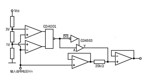 lm324滤波_lm324引脚电压_lm324原理图_lm324管脚图_lm324运放
