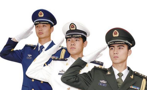 海军服装_空军陆军海军个穿什么颜色的衣服_百度知道