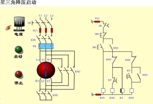 三相电动机绕组接法_三相异步电动机是接进线三根火线吗?_百度知道