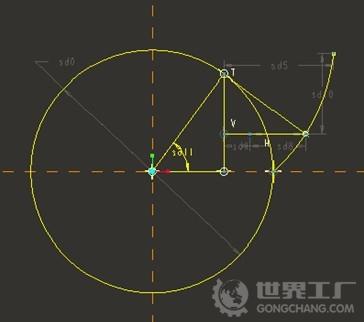 锥齿轮参数计算软件_用proe画锥齿轮的步骤_百度知道