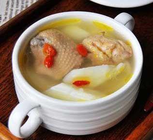 阿胶和鸡一起煲汤怎么做?