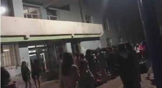 吉林松原房屋受损严重的群众给安置了吗?