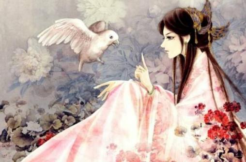 关于眼睛的古诗词 形容眼睛的古诗词 诗词歌曲 第1张
